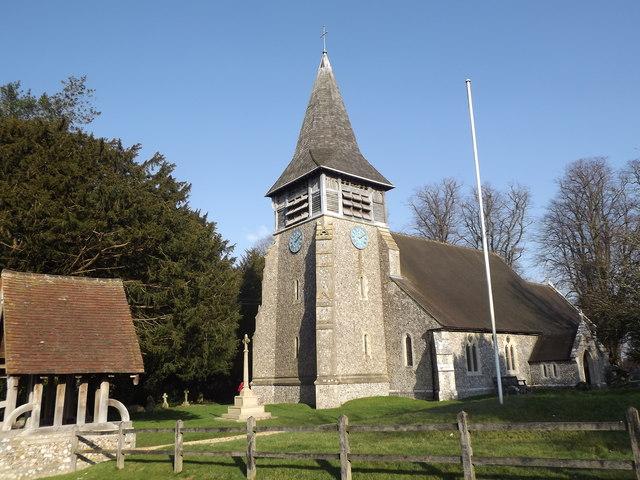 Bentworth  Church
