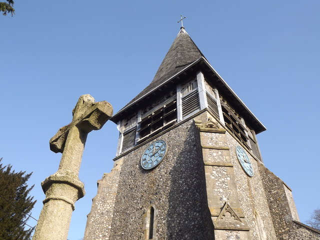 Bentworth  Church Tower
