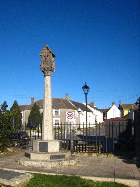 Probus War Memorial