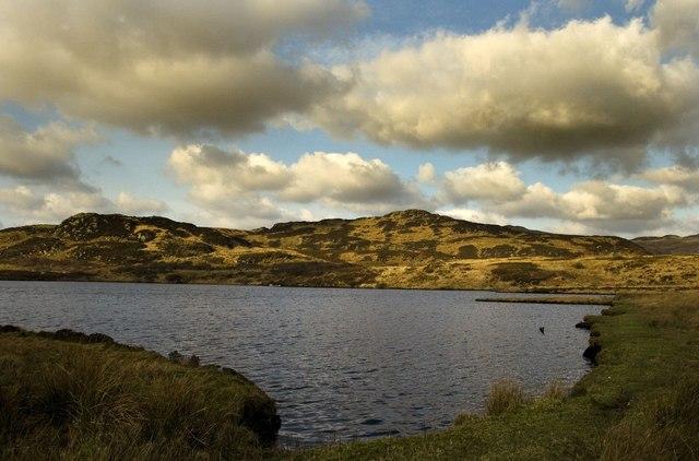 Loch Iarnan, Islay