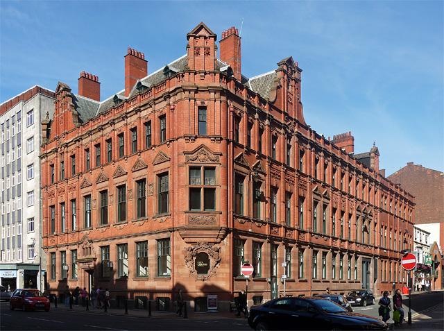 Elliot House, Deansgate,  Manchester
