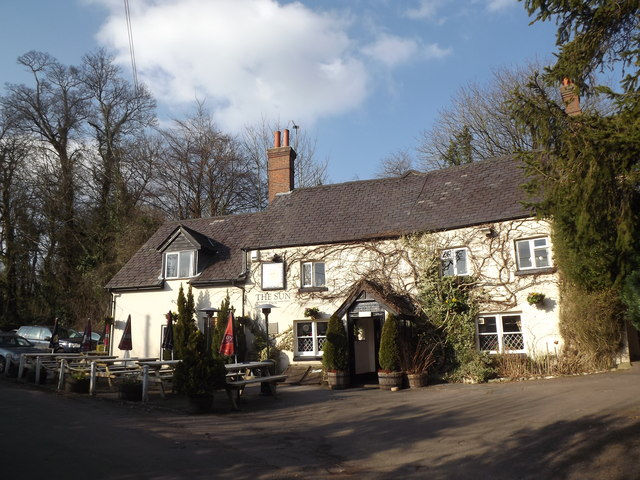 The Sun Inn, Bentworth