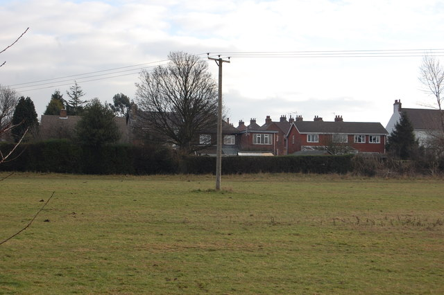 Field adjacent to Upperthorpe Road