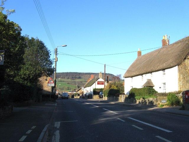 Main Street, Chideock