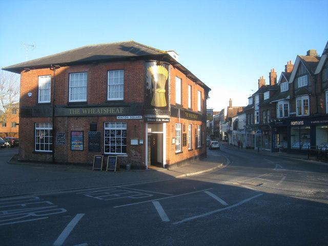 The Wheatsheaf pub