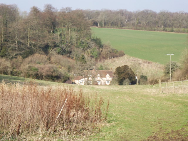Downland, Childer Hill
