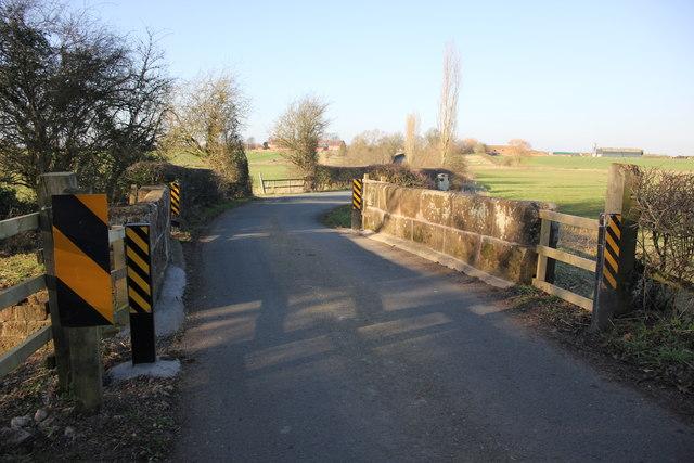Bridge on Lea Lane