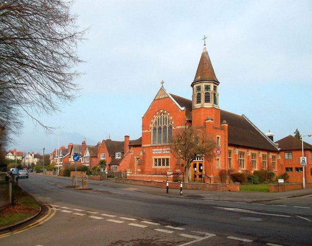 Caversham Heights Methodist Church