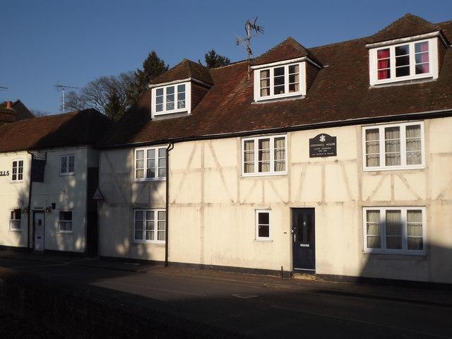 Cromwell House, Alton
