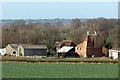 TQ8146 : Oast House at Moatenden Farm, Maidstone Road, Headcorn by Oast House Archive