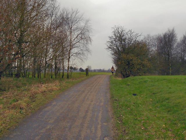 Middlebrook Valley Trail, Regent park