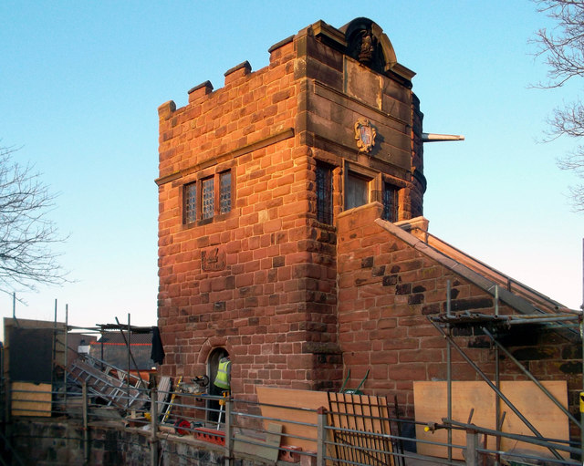 Repairs to The Tower
