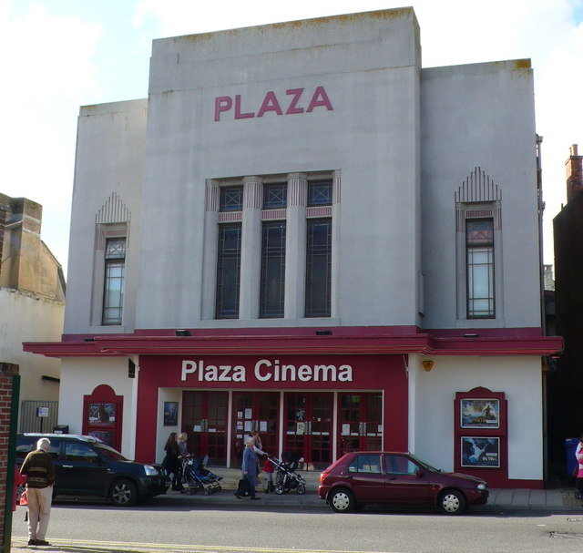 Plaza Cinema Trinity Street