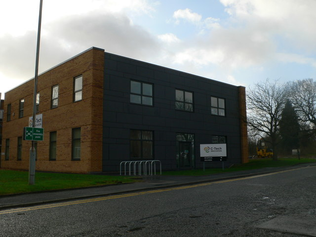 Offices in Capenhurst Technology Park