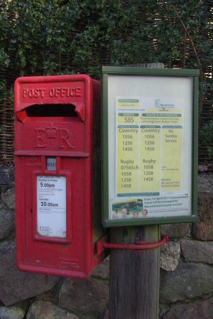 Village communications - Easenhall