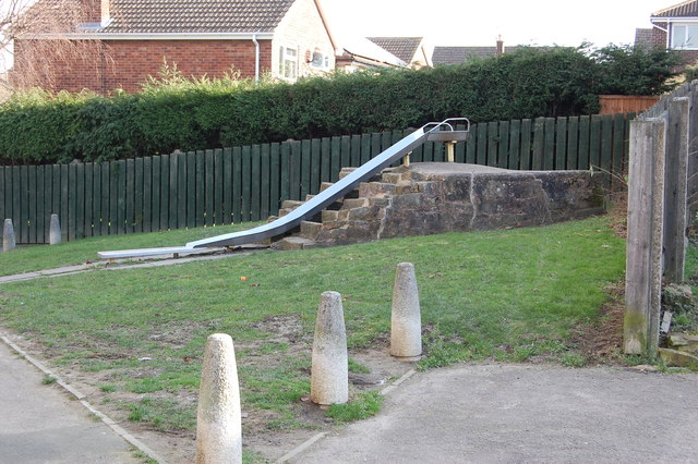 Play Area off Larch Avenue