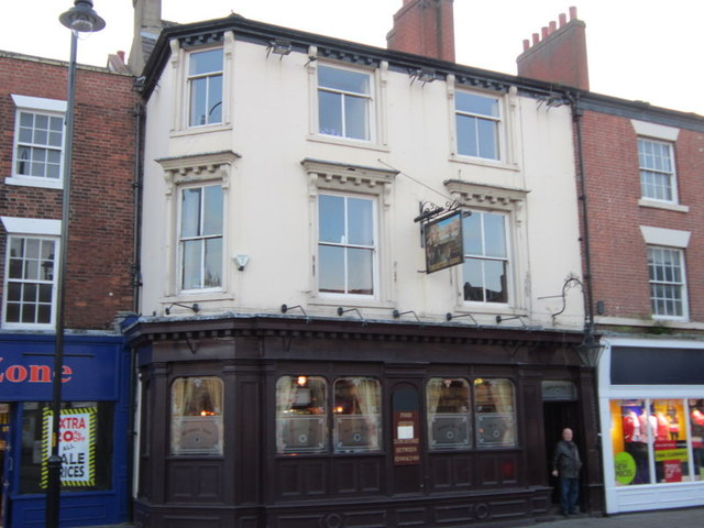 The Cricketers Arms