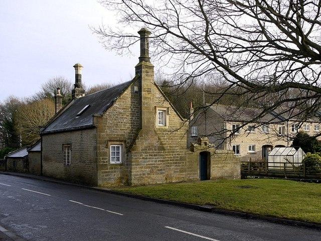 East End Cottage, Matfen