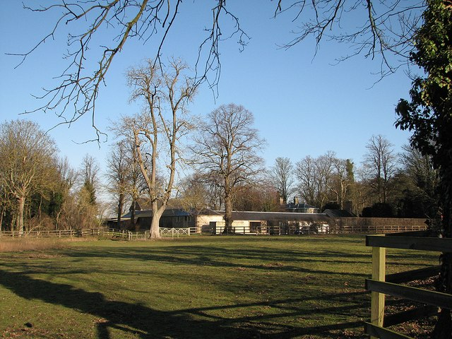 Home Farm in February