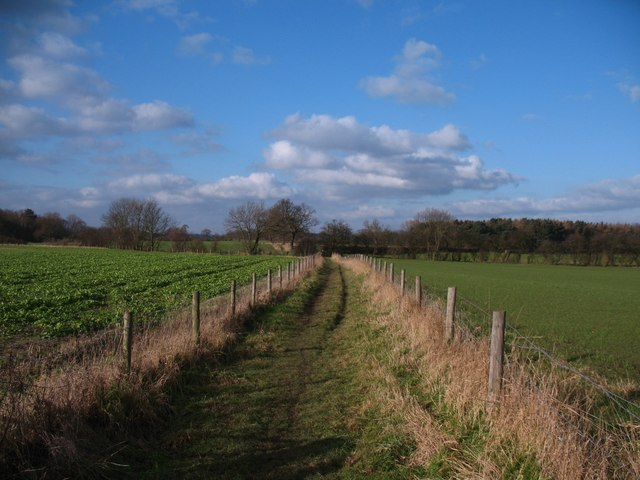 Path to Ainsty Bridge