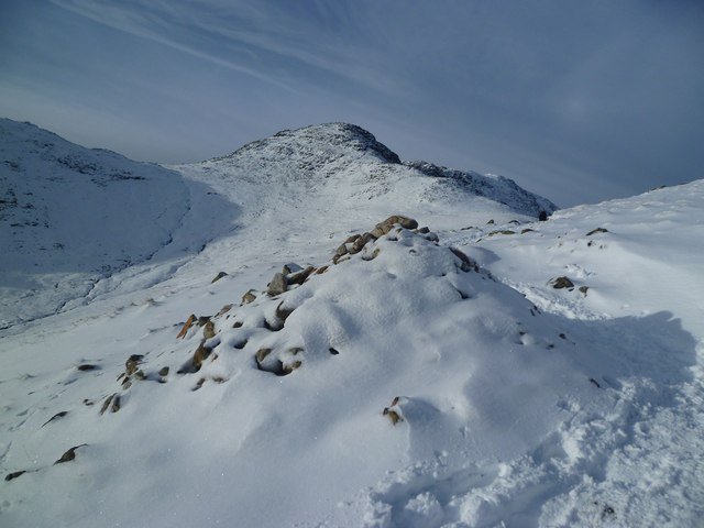 On Earing Crag
