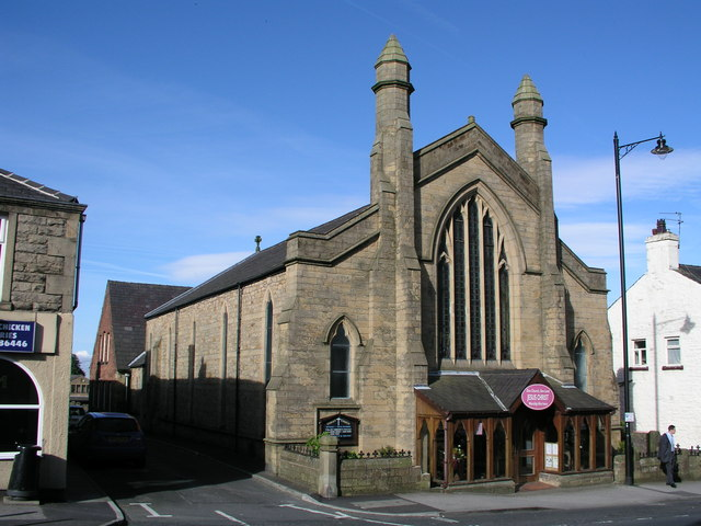 Christ Church Methodist Berry Lane Longridge