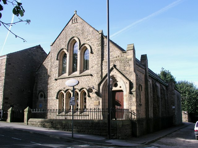Berry Lane Wesleyan Methodist Longridge