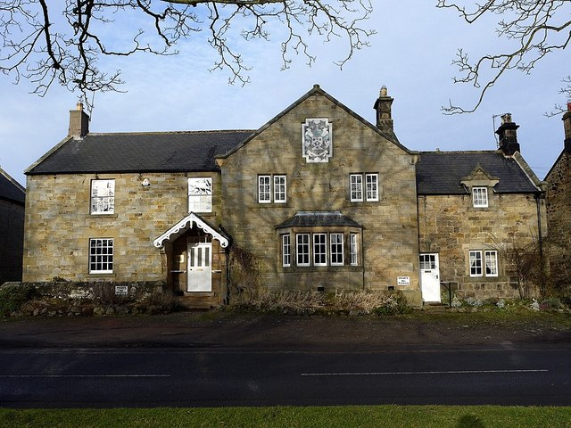Former Temperance Hotel & Cottage, Matfen