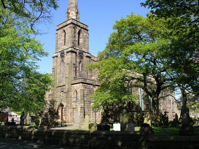 St Mary Church Lane Mellor