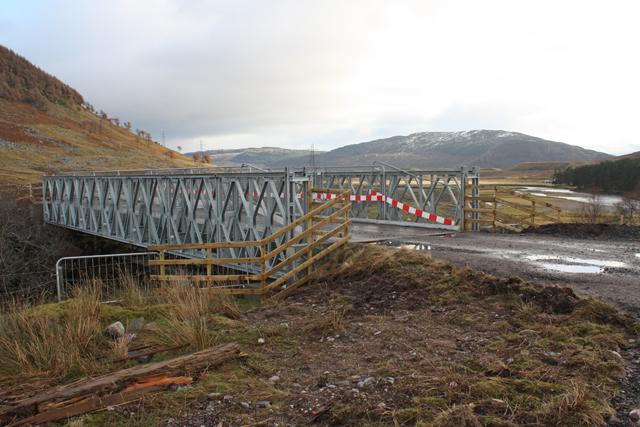 New Bailey Bridge, Feith Talagain
