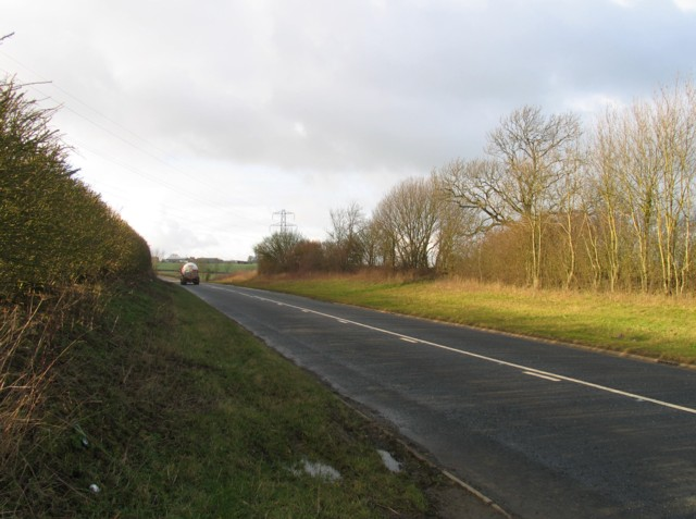 A606 near to Langham