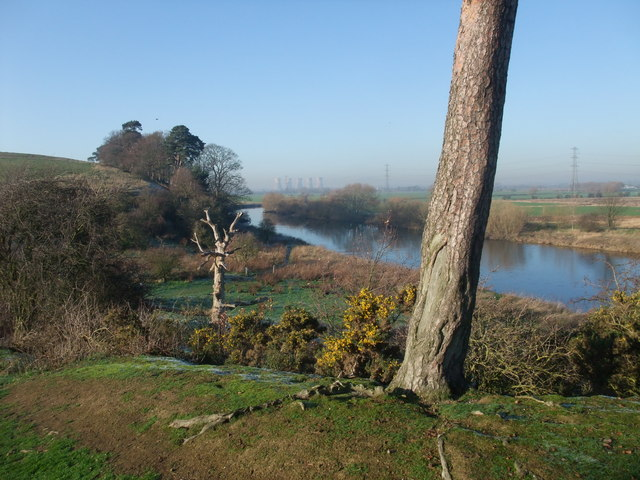 Overlooking the Trent