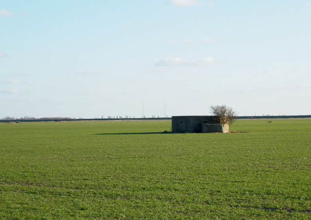 Dengie Pillbox