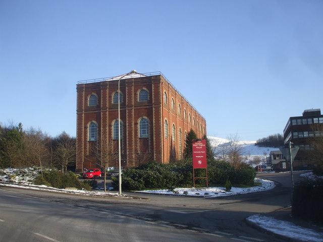 Dowlais Blast Engine House