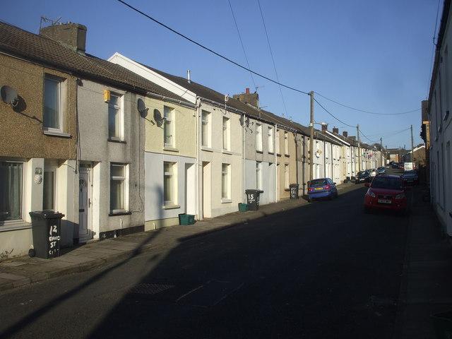 Church St, Pen-y-Darren