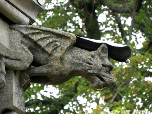 Gargoyle, The Church of St Nicholas