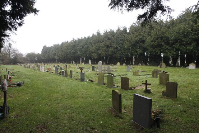 East Habourne Cemetery