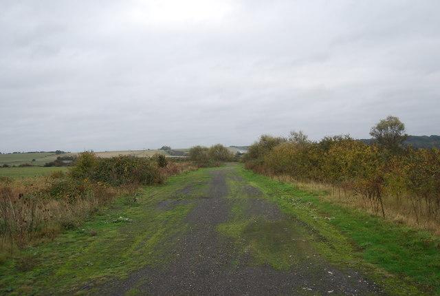 Manor Way heading south