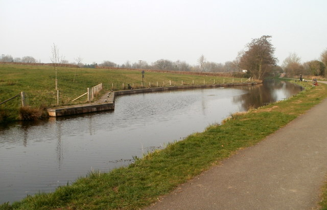 Disused Monmouthshire & Brecon canal south of Bevan's Lane, Sebastopol