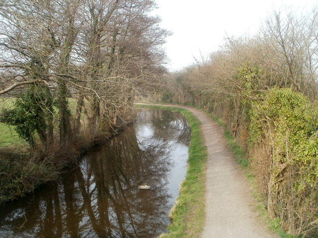 Disused canal north of Bevan's Lane, Sebastopol