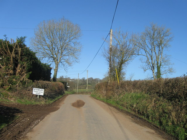 Entrance to Stawley