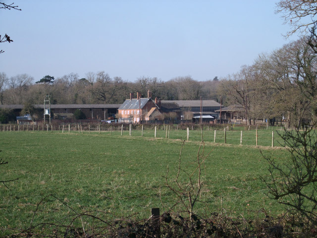 Oldfield Farm, Eaton Hastings