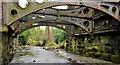 J3583 : The Three Mile Water, Whiteabbey (4) by Albert Bridge