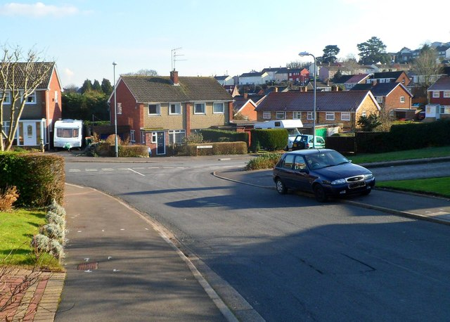 Corner of Elm Grove and Birchgrove Close, Malpas, Newport