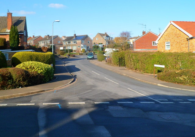 Southern end of Birchgrove Close, Malpas, Newport
