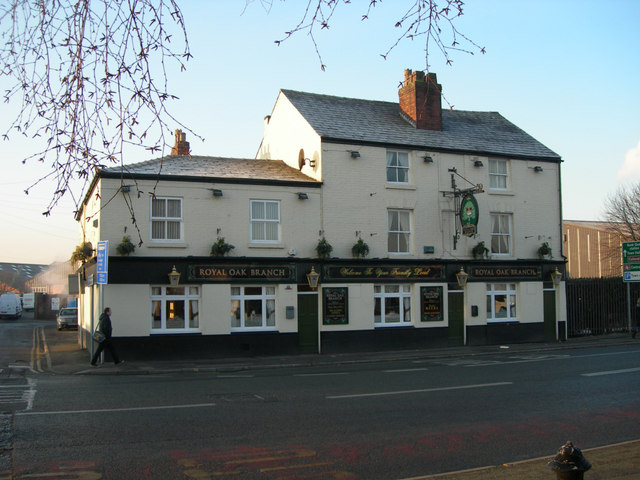 The Royal Oak Branch pub