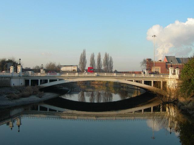 The Victoria Bridge