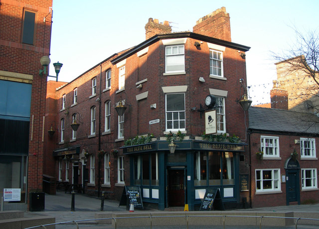 The Blue Bell pub