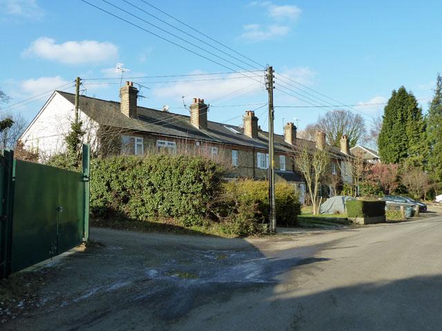 Cottages, Otford Lane, Halstead