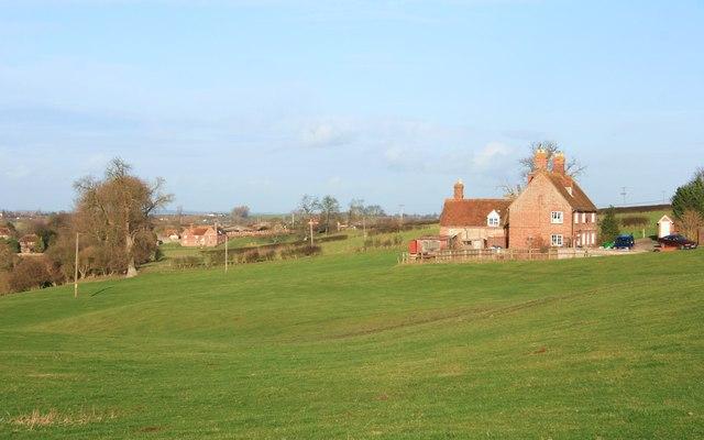 North Farm, Clare